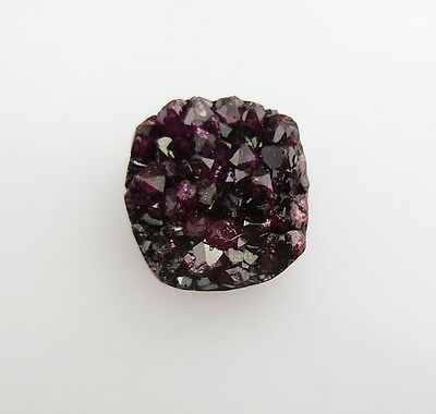 Natural Achat Druse Kristall cabochon 59.90 ct 210E