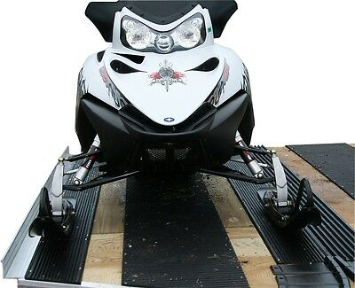 Caliber 13320 LowPro Glides - Trailer Guide System 40ft. Total