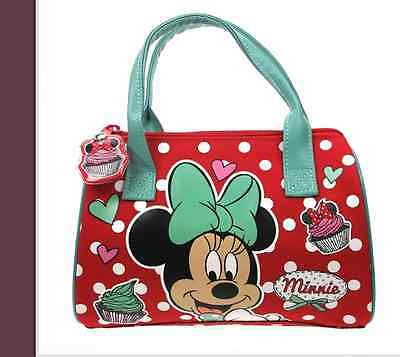 Minnie Mouse Dotty Handbag, Disney Licensed Product, Brand New, Ready To Post