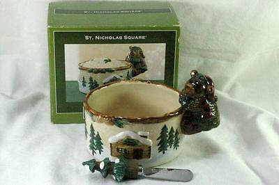 St Nicholas Square Heartland Dip And Mix Set In Box HL0713