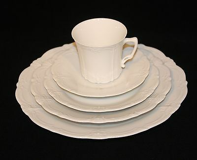 60 Pcs Tirschenreuth Baronesse China 12 Dinner Salad Bread Plate Cup Saucer NEW