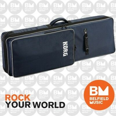 Korg Kross 61 Note Deluxe Keyboard Soft Case Carry Bag - BNIB - BM