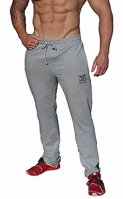 Nakd Training Pants Joggers Bodybuilding Mens Gym Running Workout Tracksuit
