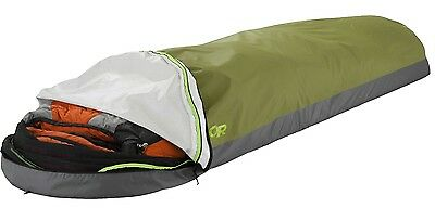 Outdoor Research Molecule Bivy long size / color hops ultra light shelter