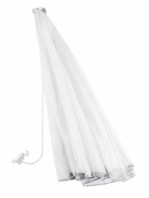 Babybjorn Canopy For Cradle, White 042021us