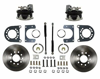 Rear Disc Brake Conversion Kit for Ford 9in Large Bearing rear axles