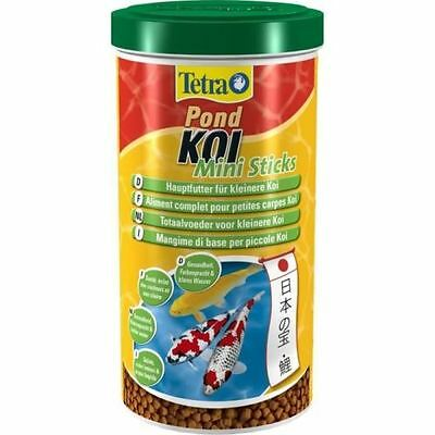 TETRA Pond KOI Mini Sticks 1l Sticks for all pond fish