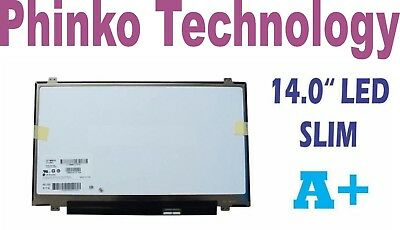 "NEW 14"" LED Slim Screen for HP TOSHIBA ACER ASUS DELL laptop"