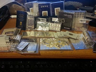 $$$ Estate Sale Lots! Old Us Coin Collection!! Gold & Silver Bullion! 25P $$$