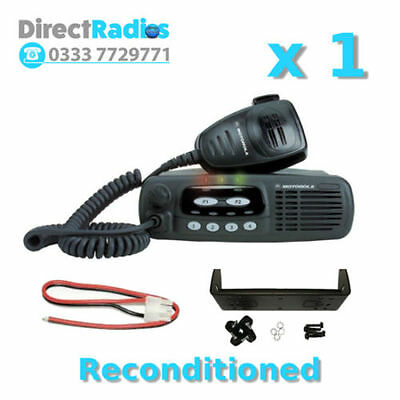 Motorola Gm340 Vhf Taxi Mobile Two Way Radios
