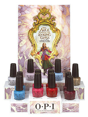 OPI Alice Through The Looking Glass 2016 New Collection