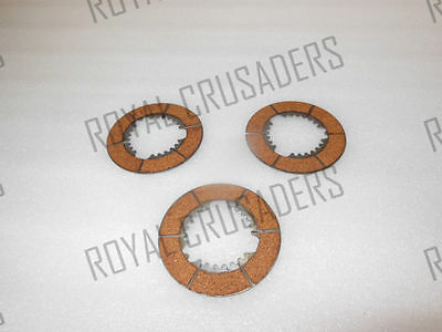 New Vespa Sprint Clutch Plate Set Inner Teeth Plate #vp224