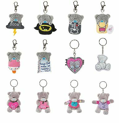 Me to You Key Ring & Key Clip Accessory Selection - 2016 Plush & Novelty Variety