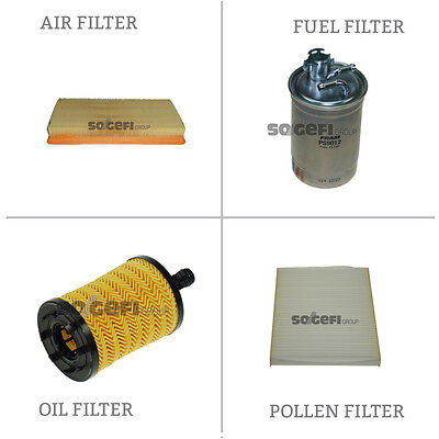 Oil Air Cabin Pollen Filter Service Kit A3//11131 ALL QUALITY BRANDED PRODUCTS