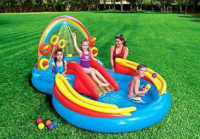 Kids Child Baby Inflatable Play Center Swimming Pool Water Toy Blowup Inflatable