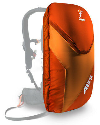 ABS Vario 8 Zip-On Packsack  red-orange