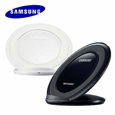 Genuine Samsung EP-NG930 Fast Charging Wireless Charger For Galaxy S7, Note5