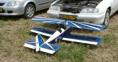 Giant Scale RC AIrplane Printed Plans & Templates  Big Lazy Ace