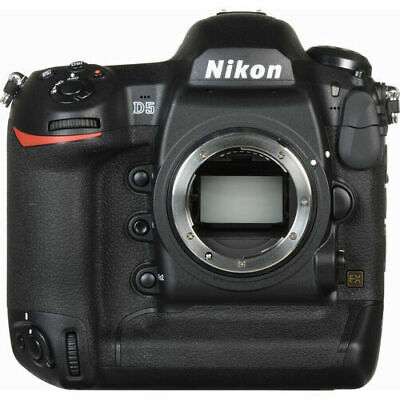 Nikon D5 Digital SLR Camera (Body Only, Dual XQD Slots)