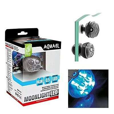 AQUAEL  MOONLIGHT LED 1 WATT BLUE COLOUR aquarium lighting Art.Nr 109561