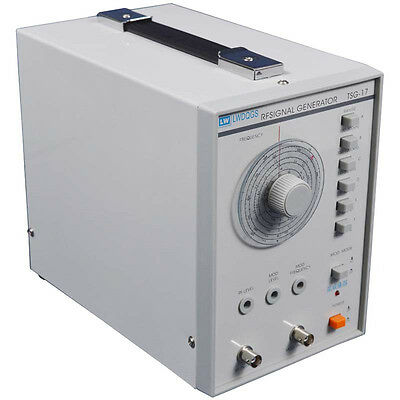 New high frequency signal generator  TSG-17 RF(radio-frequency) signal generator