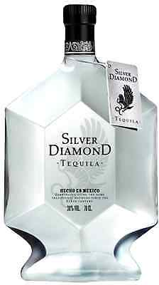 Silver Diamond Tequila Blanco Mexican 700 Ml