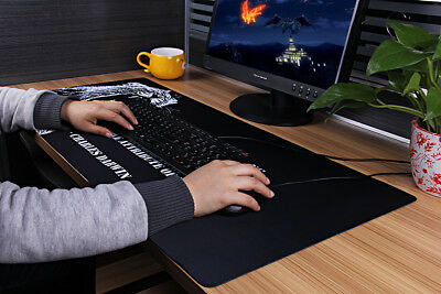 Laptop Anti-Slip Large Gaming Mouse Pad Keyboard Mat Home Office Mousepad Latest