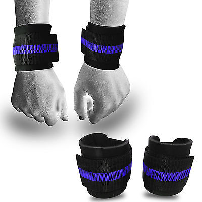 Weight lifting Buckle Supports Fitness Training Wrist Support Brace Strap Gym