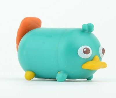 Disney Tsum Tsum Stackable Vinyl Mini-Figure - Small Perry The Platypus