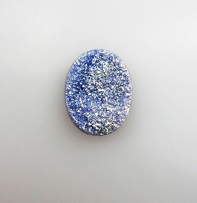 Natural Achat Druse Kristall cabochon 26.70 ct 333E