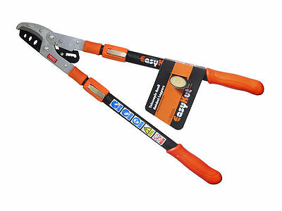 EasyKut Telescopic Anvil Ratchet Loppers  Pack Of 1