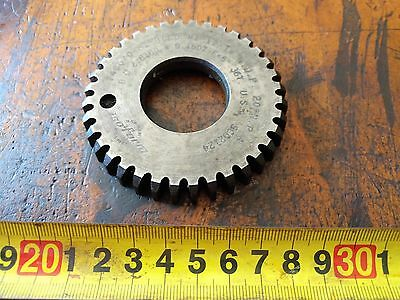 HSS counter bore gear shaper cutter P45070-81 BCCO M2 12-14 N.D.P. 20 N.P.A. 36T