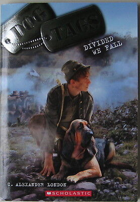 Bloodhound Story  Dog Tags  Divided We Fall