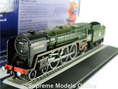 Br 4-6-2 Britannia Charles Dickens St97704 Rail Legends Model Train 1:120 T34Q