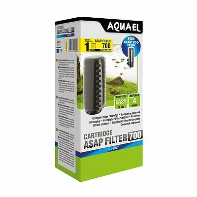 AQUAEL ASAP FILTER 700 STANDARD Replacement Sponge Cartridge 1pcs(nr 113748)