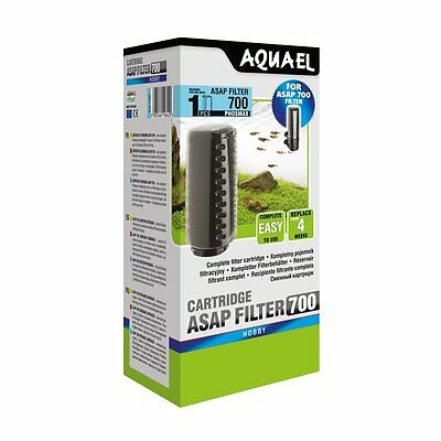 AQUAEL ASAP FILTER 700 PHOSMAX Replacement Sponge Cartridge 1pcs(nr 113750)