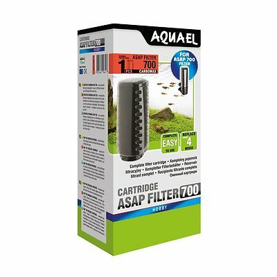 AQUAEL ASAP FILTER 700 CARBOMAX Replacement Sponge Cartridge 1pcs(nr 113749)