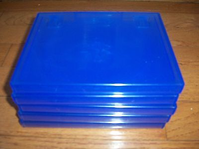 QTY of 5 Original OEM Sony PlayStation 4 PS4 Replacement Game Box Case CD DVD
