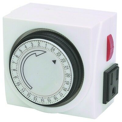 24HRS Lamp and Appliance ON / OFF Timer
