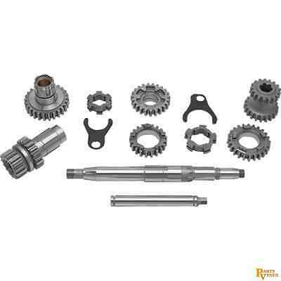 Andrews Replacement Ratio 4 Speed Gear Set Harley Big Twin 210850 S/R 4SPD 77-84