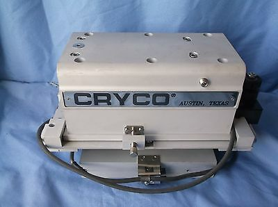 """Cryco Industries Thermco 6"""" Boat Loader Head Lpcvd"""