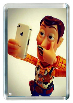 Keyring Father Daddy Dad Toy Story Sherif Woody Selfie Quotes Saying Gift