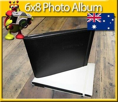 6x8 Photo Album Holds 60 Photos