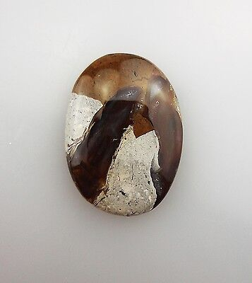 Natural Jaspis cabochon 33.80 ct. 388E