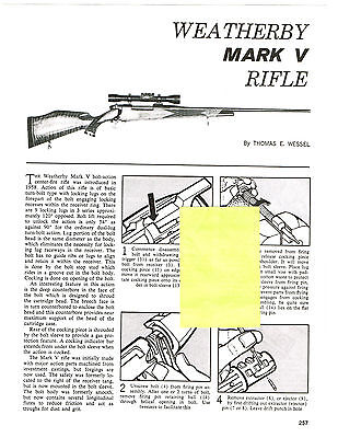 THE M1A RIFLE With Exploded View Parts List Disassembly Inst