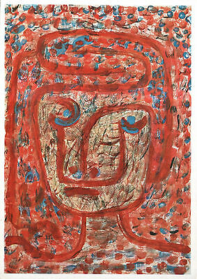 Cartolina Paul Klee