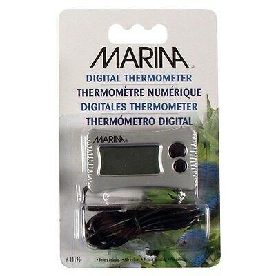 HAGEN Marina Thermo Sensor Inside/Outside Thermometer with Memory  Art.11196