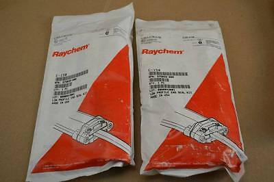 Lot of 2 Raychem E-150 end seal kit NEW NOS