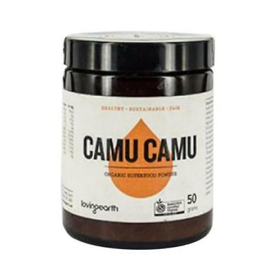 NEW Loving Earth Camu Camu Powder - 50g