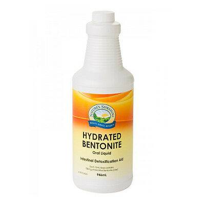NEW Nature's Sunshine Hydrated Bentonite